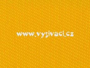 ELEGANT materiál pro vyšívání nášivek a aplikací š.150cm barva 150 žlutá