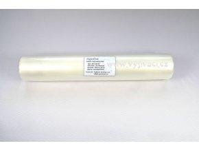 AQUINA A25 - vodou rozpustná fólie na vyšívání, šířka 30cm, návin 10m