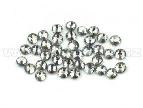 celobroušené hot-fix kameny Premium barva CBP 126 Black diamond, velikost SS6 až SS30, balení 144ks