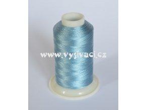 vyšívací nit modrá ROYAL C339 návin 1000m viskóza
