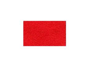 FILC pro vyšívání nášivek a aplikací, š. 112cm, tloušťka cca 1mm, barva č. 165 červená
