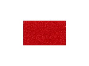 FILC pro vyšívání nášivek a aplikací, š. 112cm, tloušťka cca 1mm, barva č. 170 červená