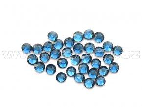 celobroušené hot-fix kameny Premium barva CBP 133 Montana, velikost SS6 až SS30, balení 144ks