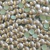 hot-fix kovové kameny na textil nažehlovací barva 08 bronz mat, vel. 2, 3, 4, 5mm, balení 100ks  a sada 4x100ks
