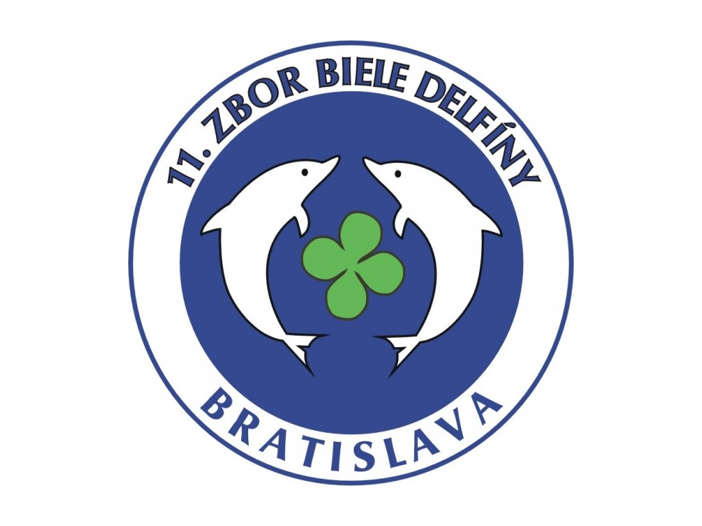 Zborová nášivka - 11. zbor Bratislava