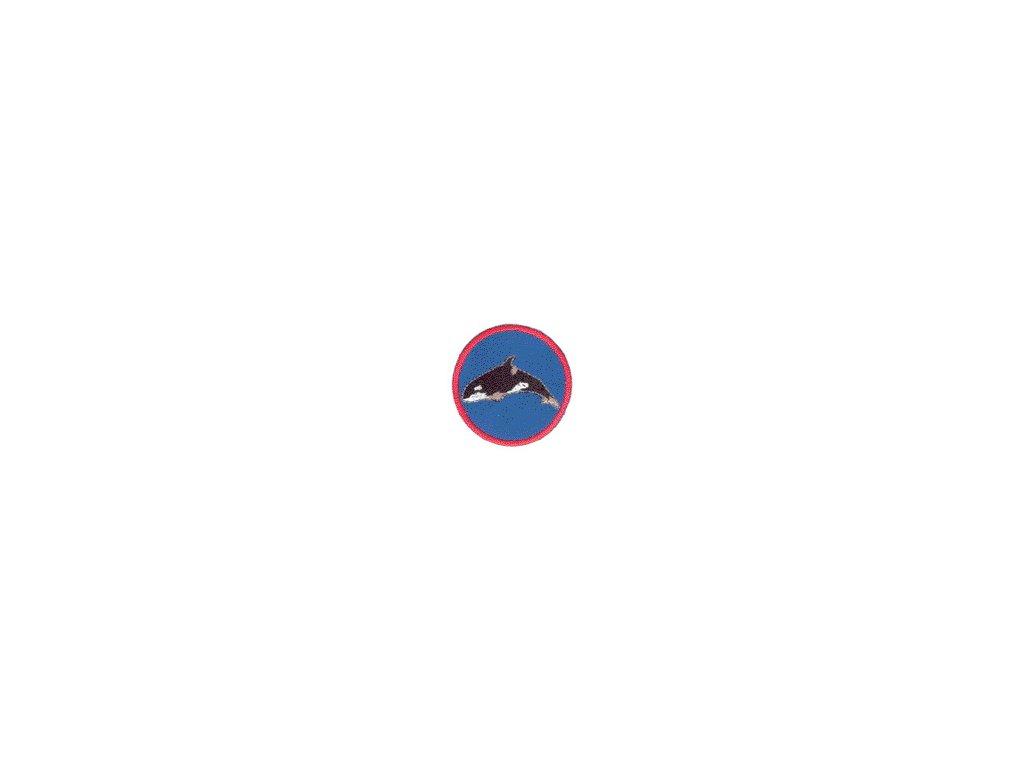 Družinová nášivka - Kosatka