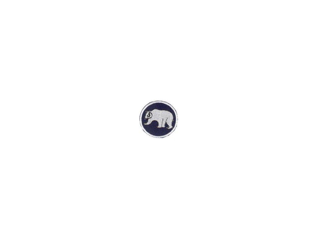 Družinová nášivka - Medveď ľadový