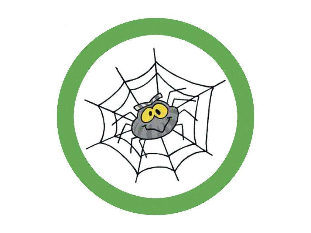 Družinová nášivka - Pavúk