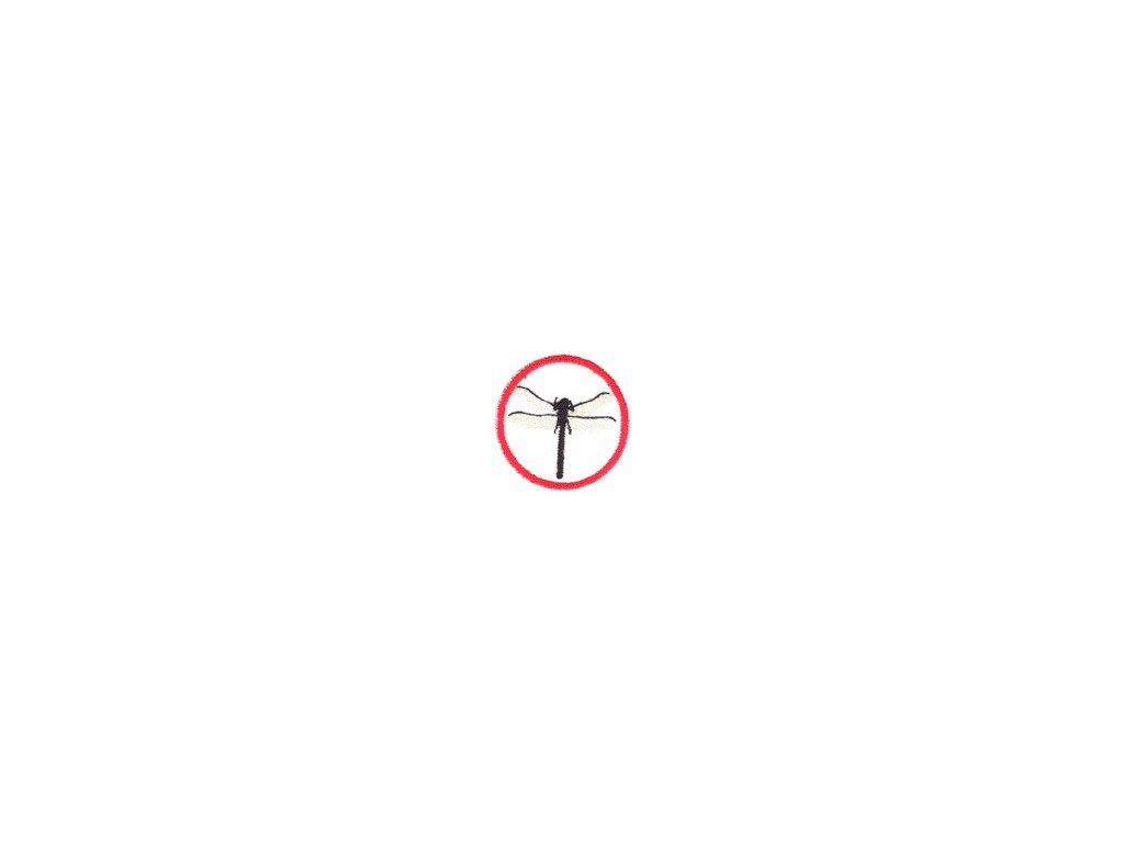 Družinová nášivka - Vážka