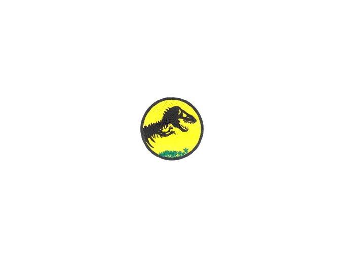 Družinová nášivka - Dinosaurus