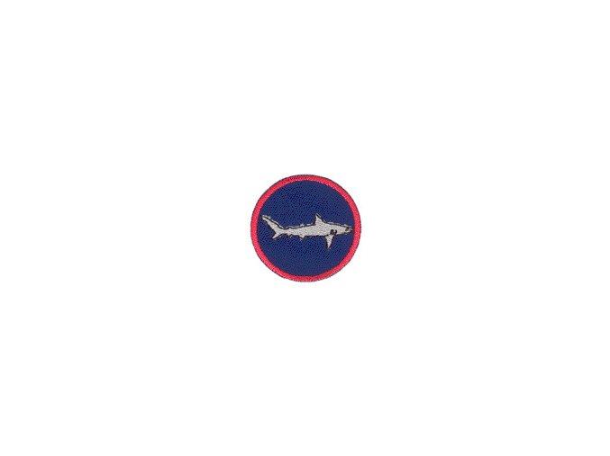 Družinová nášivka - Žralok