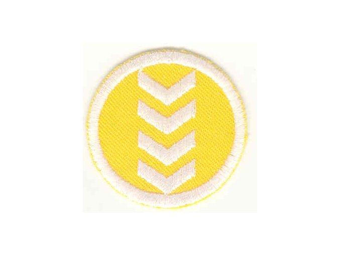 Nášivka - Oddielový radca