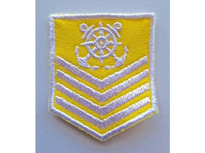 Nášivka - Kapitán prístavu VV