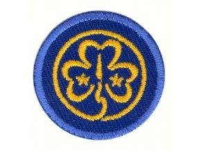 Nášivka - WAGGGS