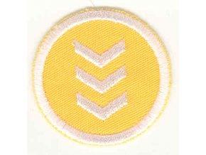 Nášivka - Zástupca oddielového radcu