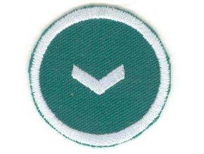Nášivka - Zástupca oddielového vodcu