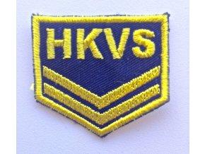 Nášivka - Kapitán HKVS