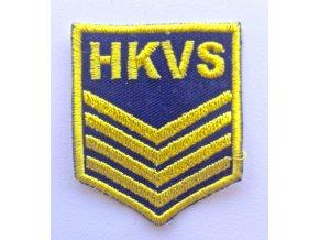 Nášivka - Hlavný kapitán HKVS