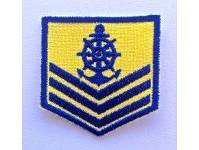 Nášivka - Zástupca lodivoda VV