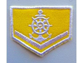 Nášivka - Palubný dôstojník svorky VV