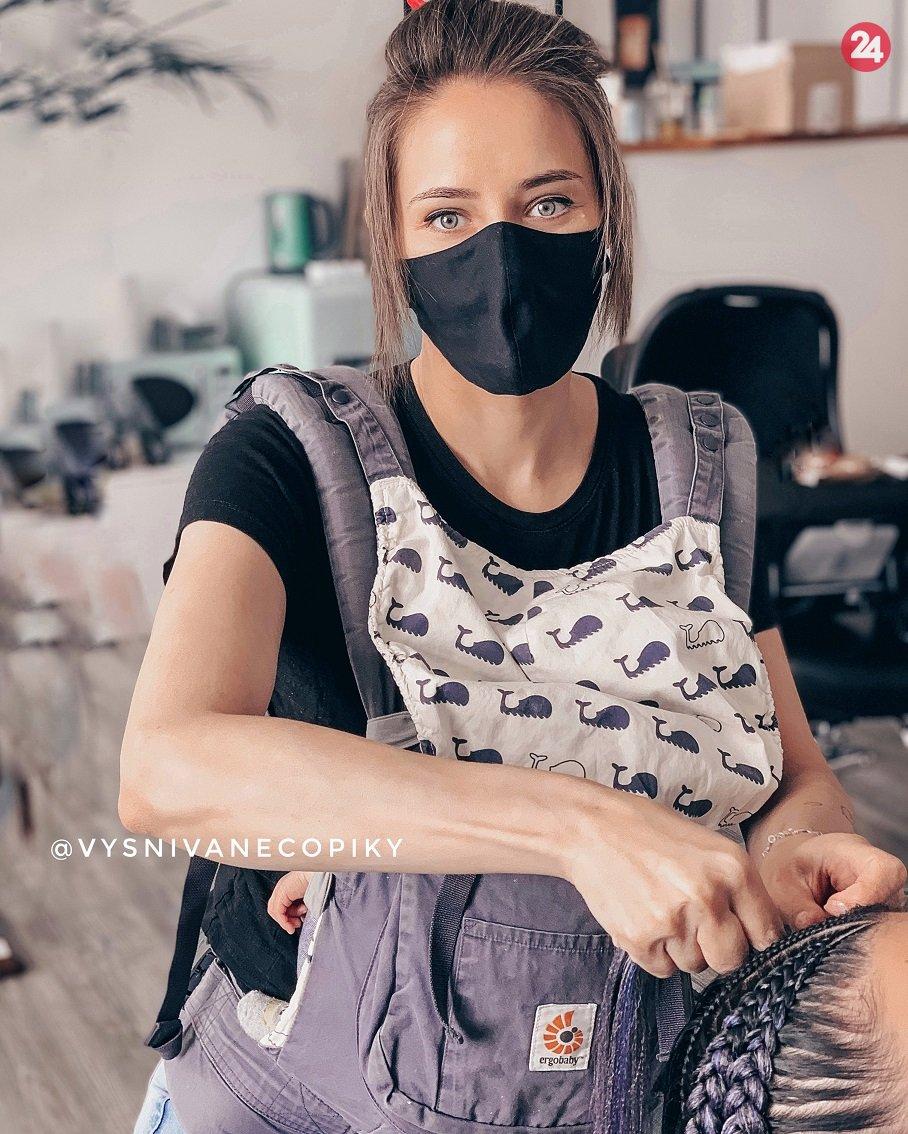 Dnes24: Olga sa preplietla z ulice do profi salónu