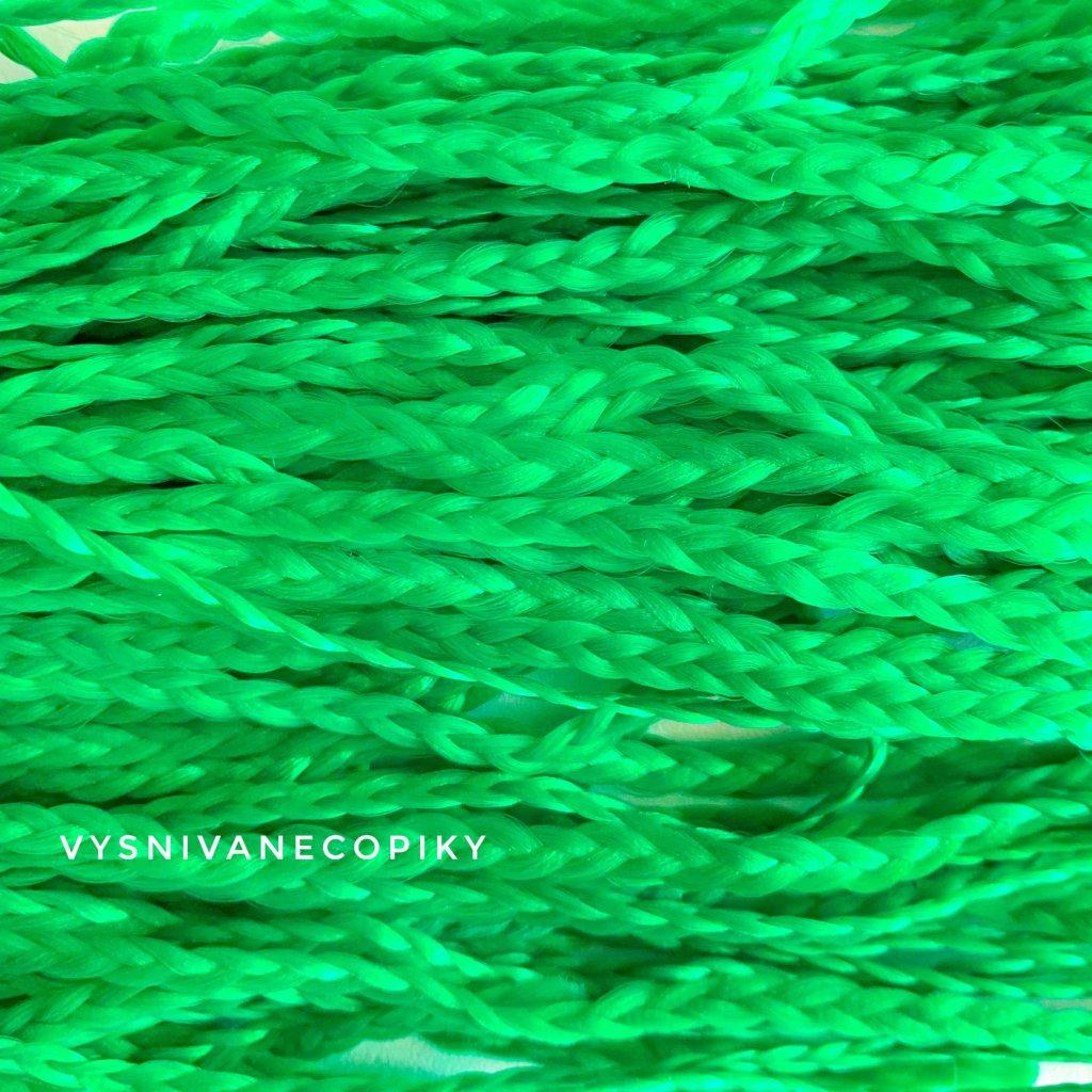 zizi kanekalon d green