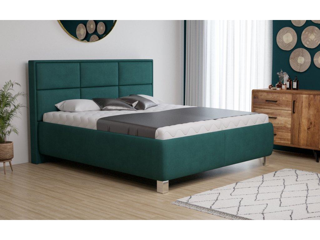 Manželská postel Tulum