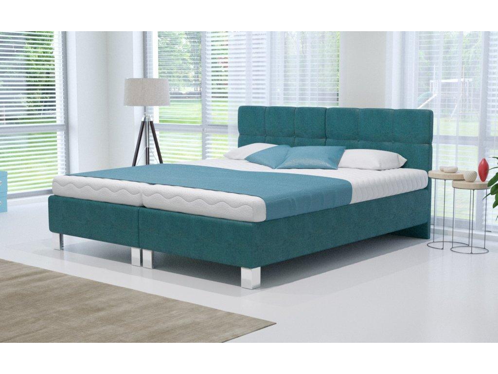 Manželská postel Double