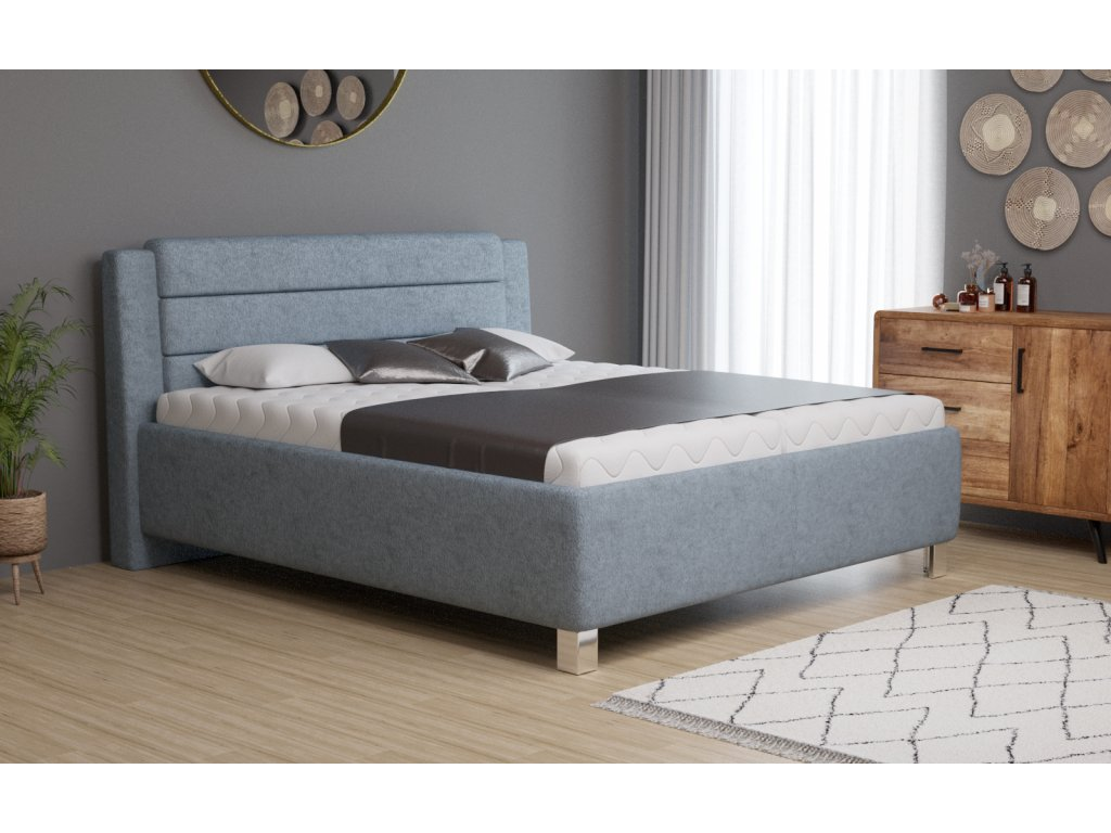 Manželská postel Tenessee