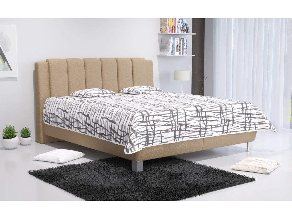 Manželská postel Venetto