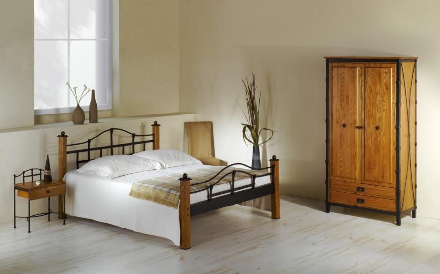 Z jakých materiálů se postele vyrábějí? Shrnujeme do několika bodů.