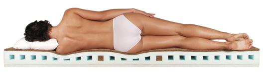 Jaká je nejzdravější poloha při spánku?