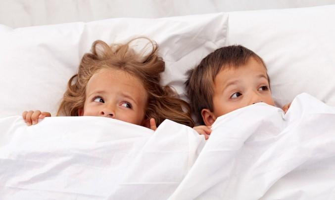 Co Vám o spánku dětí často neřeknou.