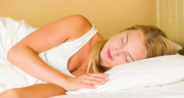 Spánek je důležitou součástí detoxikace.
