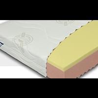 Matrace z antibakteriální pěny