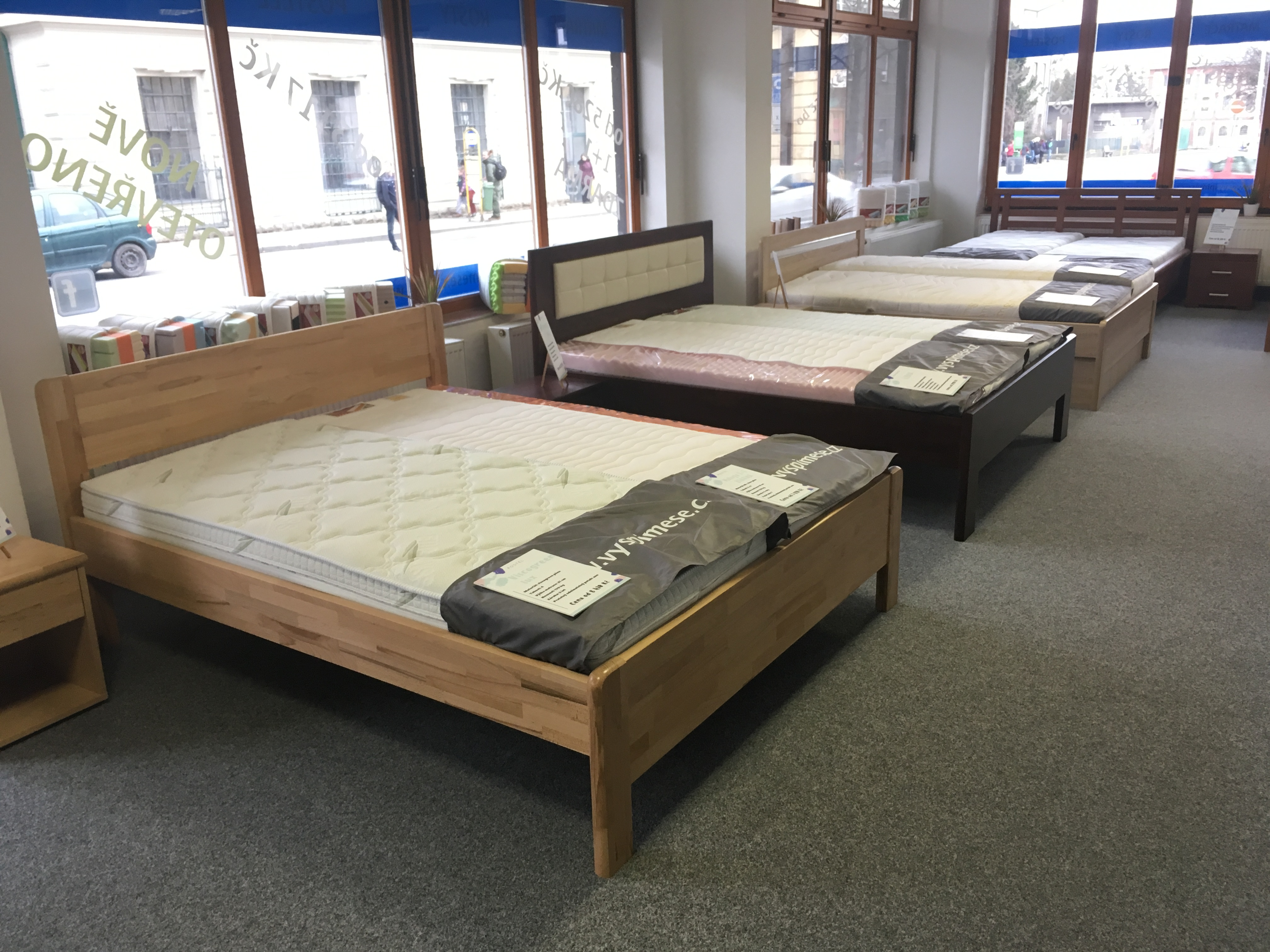 kamenna prodejna, studio spanku frydek mistek, studio zdravého spánku, matrace frydek-mistek, matrace 1+1