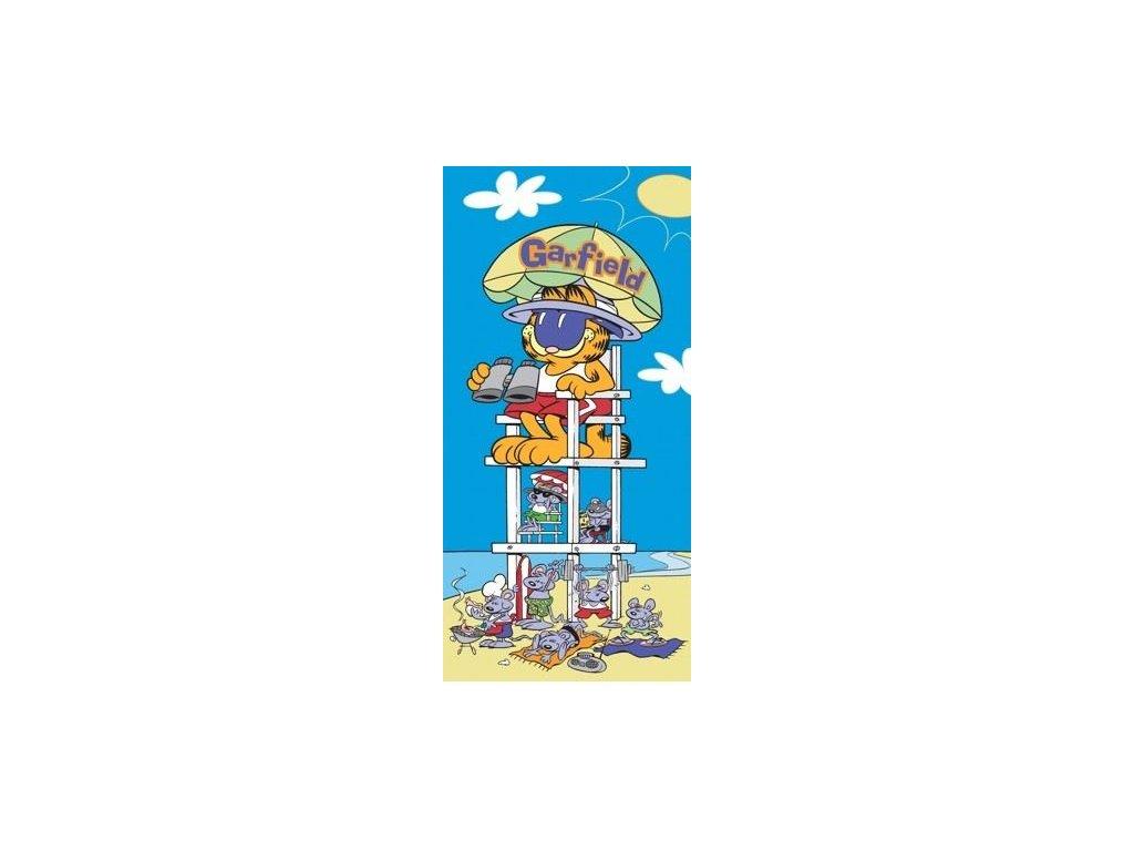 frote osuska garfield 75x150 cm