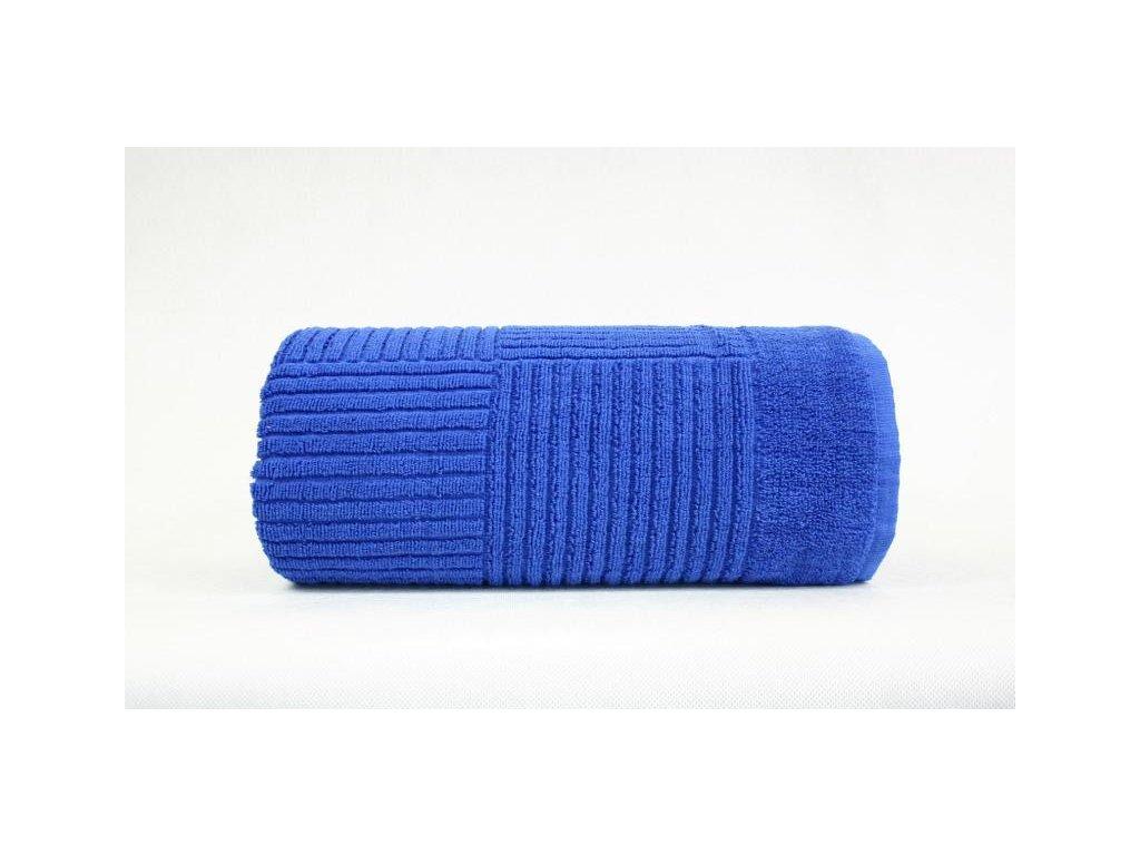 Enigma ručník,osuška granátová
