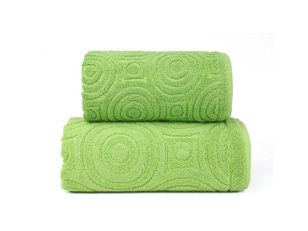 Emma 2 ručník,osuška zelená