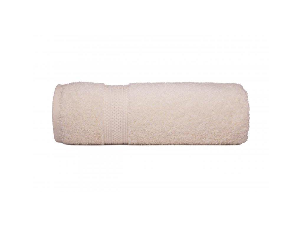 Egyptian Cotton osuška,ručník krémový