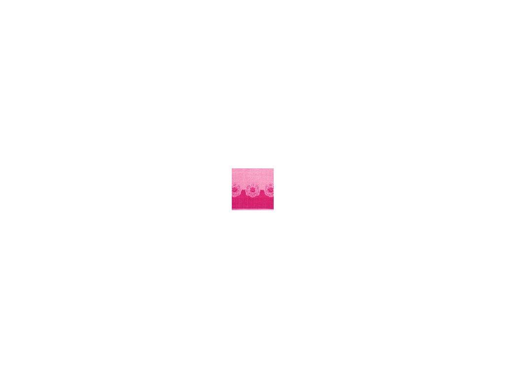 Paloma ručník,osuška růžová