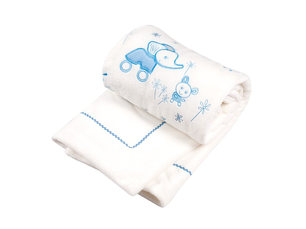 Dětská deka Baby Matex Pinni