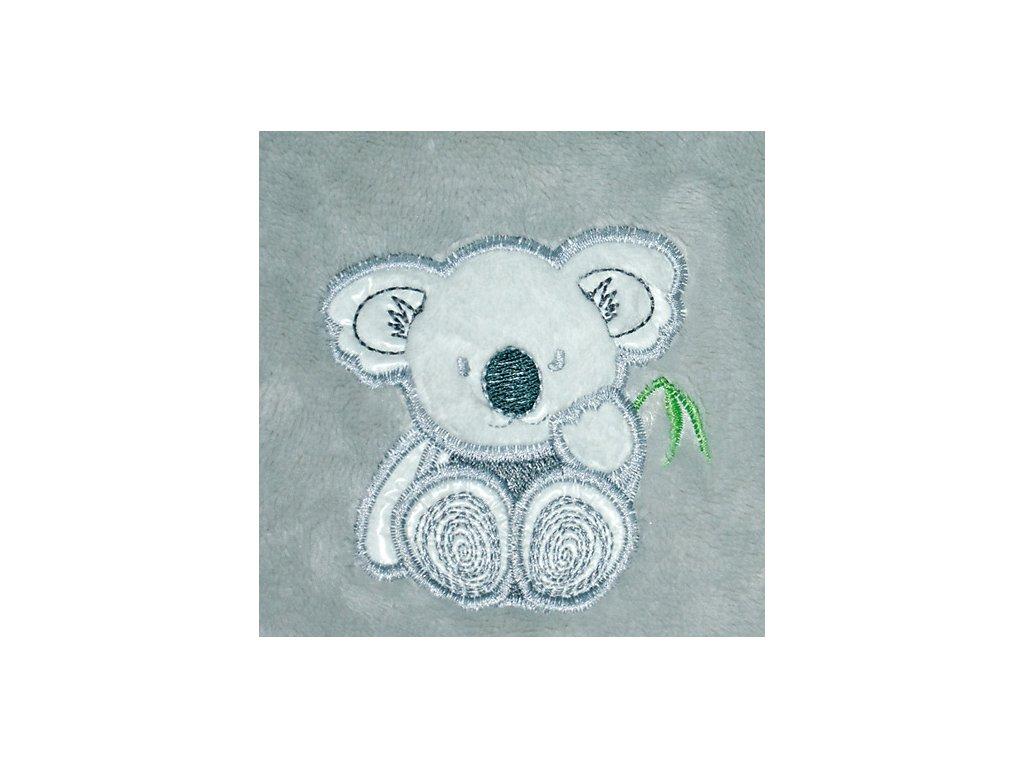 Deka do autosedačky Baby Matex Koala