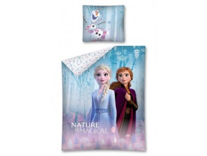 Dětské povlečení Frozen 24