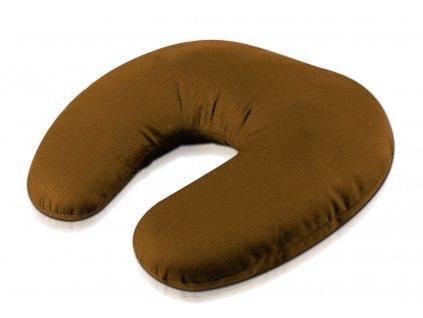 poduszka pod satyna braz176