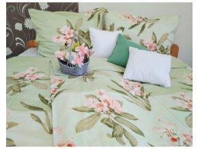 bavlnene povleceni kvety 70x90 140x200 510
