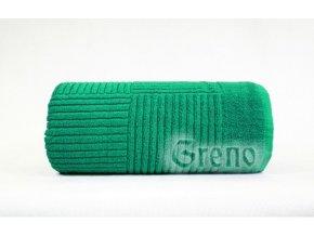 Enigma ručník,osuška zelená
