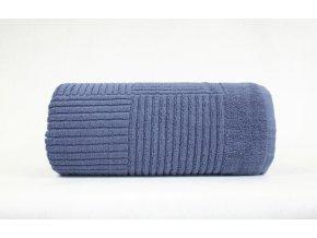 Enigma ručník,osuška šedá
