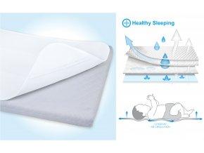 Chránič matrace Baby Matex OXI PROOF