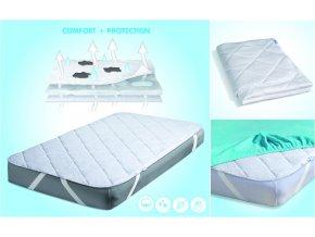 Chránič matrace Baby Matex Komfi
